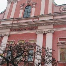 chiesa francescana dell'Annunciazione
