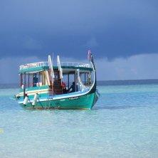 imbarcazione maldiviana