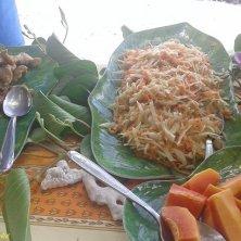 pranzo in spiaggia Maldive