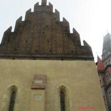 tetto sinagoga Vecchia Nuova