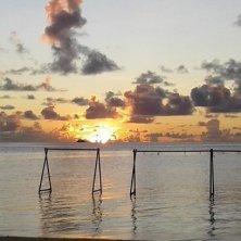 tramonto a Keyodhoo