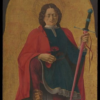 01_San Floriano_Francesco del Cossa, National Gallery of Art, Washington