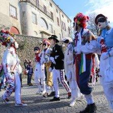 corteo Carnevale in Monferrato