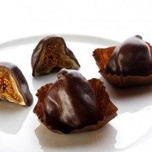 fighi al cioccolato