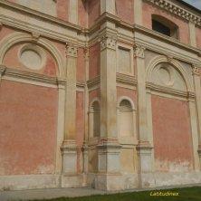 lato abbazia di Polirone