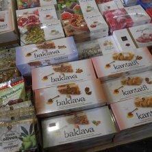 dolci greci in vendita