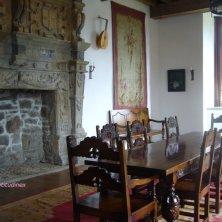 interni castello di Donegal Town