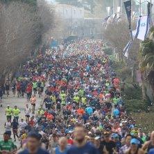 maratoneti Gerusalemme