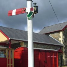museo ferroviario Donegal Town