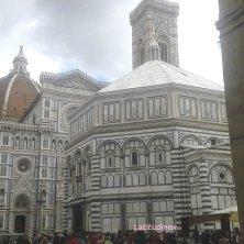 Firenze cupola e battistero