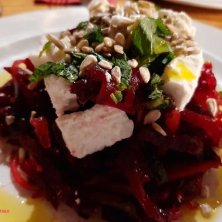 insalata di barbabietola cucina lituana