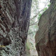 via Cava Parco Archeologico Città del Tufo Sovana