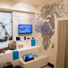 Museo di Geografia_Sala Esplora