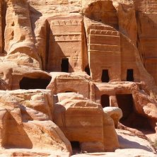 Petra scavi Nabatei
