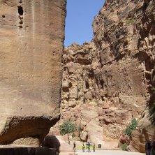 Petra sito Nabatei