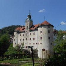 a Idrija castello