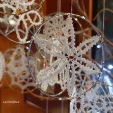 decorazioni in merletto di Idrija