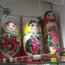 vetrina negozio souvenir