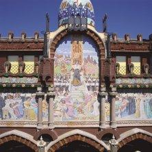 Barcellona - Mosaic Palau de la Música Catalana_Imagen M.A.S._Agència Catalana de Turisme