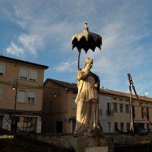 Battaglia Terme_statua di S. Giovanni Nepomuceno_phVGaluppo