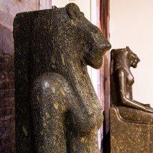 Statue_ dea_Sekhmet