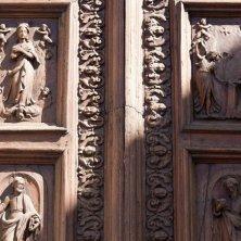 facciata chiesa Santa Maria Maggiore Spello