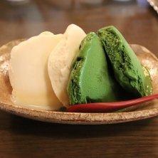 gelato al tè verde