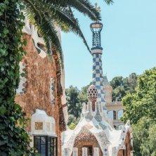 parco Gaudì Barcellona