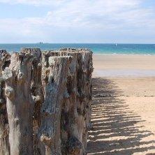 spiaggia in Bretagna