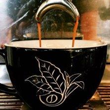 tazzina di caffè hawaiano