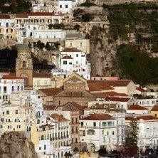 Amalfi panorama con il Duomo