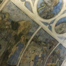 affreschi cappella Castel Thun