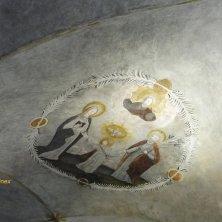 affresco cappella di Castel Thun
