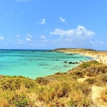 dune spiaggia Elafonisi