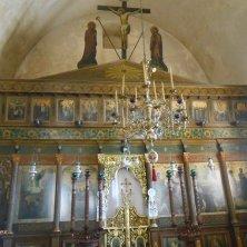 interno monastero Chiroskalitissa Creta ovest