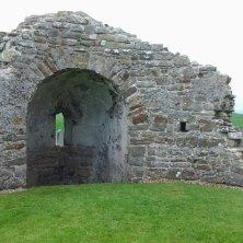 resti chiesa vichinga