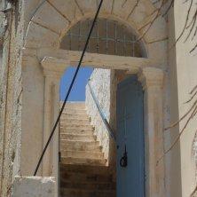 scala monastero Chiroskalitissa Creta