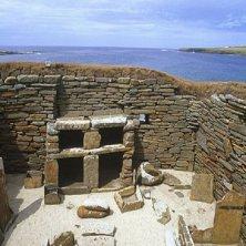 scavi archeologici alle Orcadi