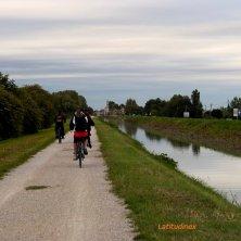 Battaglia Terme_canale_phEVallarin in bicicletta