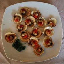 Canestrelli_Ristorante Antico Petronia_phVGaluppo cucina di Caorle