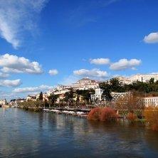 Coimbra sul fiume