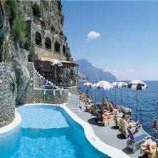 S. Caterina beach club e piscina