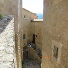 angoli del relais diffuso Castello di Postignano