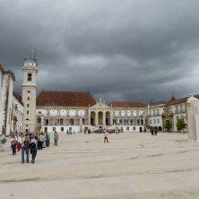 spazio dell'Università Coimbra
