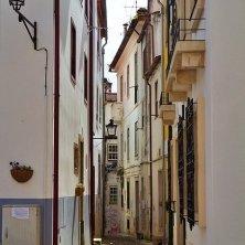 vicoli di Coimbra