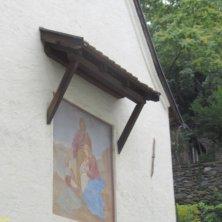 affreschi all'esterno museo civico