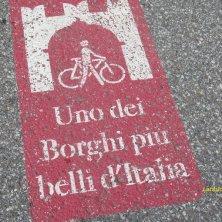 insegna borghi più belli d'Italia