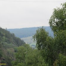 natura intorno a Chiusa