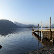 pontile Lake District