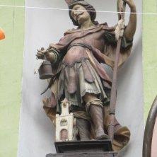 statua sacra a Chiusa